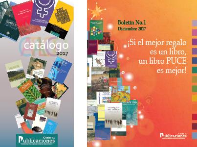 Catálogo y boletín