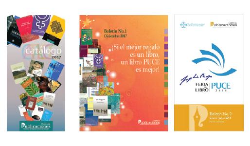Catálogo y boletines