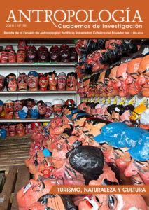Antropología. Cuadernos de Investigación No. 19