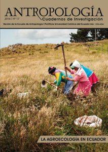 Antropología. Cuadernos de investigación No. 21